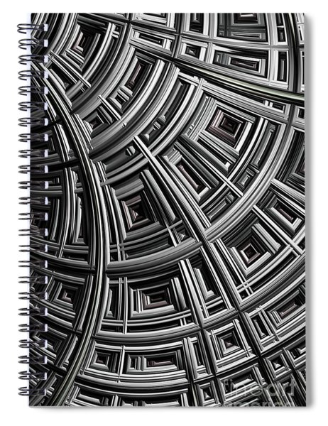 Structure Spiral Notebook