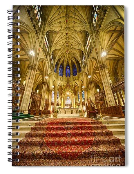 Stunning St Patricks I Spiral Notebook