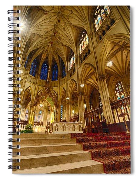 Stunning St Patricks  Spiral Notebook