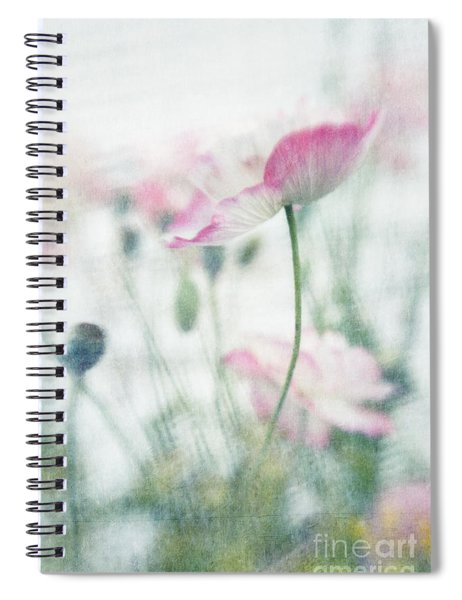 suffused with light III Spiral Notebook