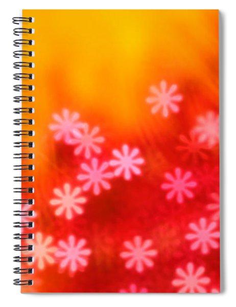 Sugar Magnolia Spiral Notebook
