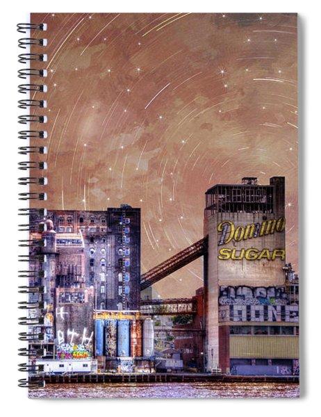 Sugar Shack Spiral Notebook