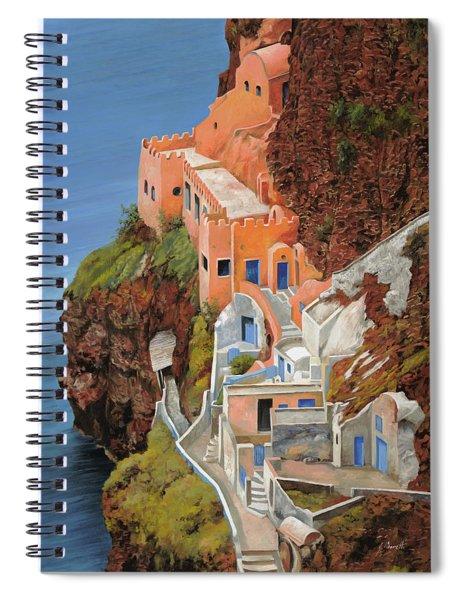 sul mare Greco Spiral Notebook