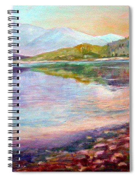 Summer Afternoon Spiral Notebook