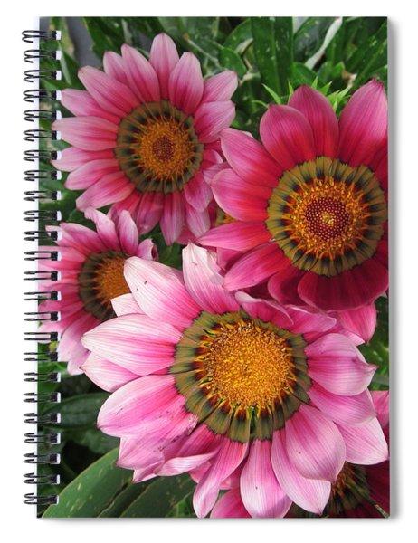 Summer  Full-blown Spiral Notebook