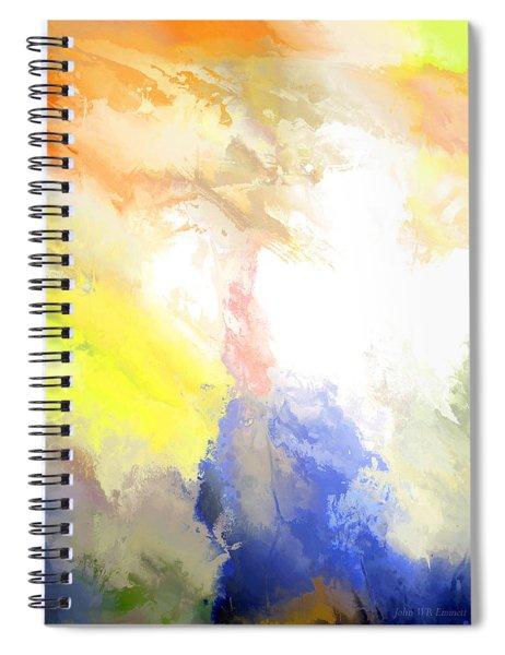 Summer II Spiral Notebook