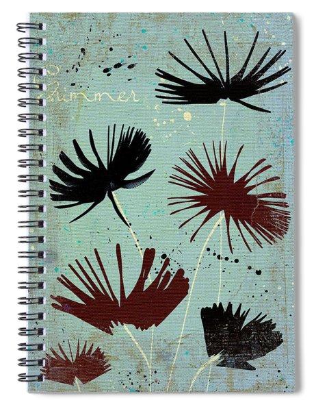 Summer Joy - 91bb Spiral Notebook
