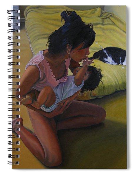 Summer Morning Cabot Arkansas Spiral Notebook
