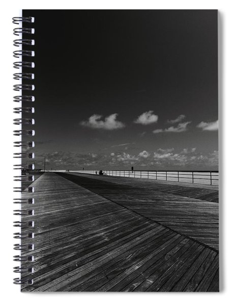 Summer Noir Spiral Notebook