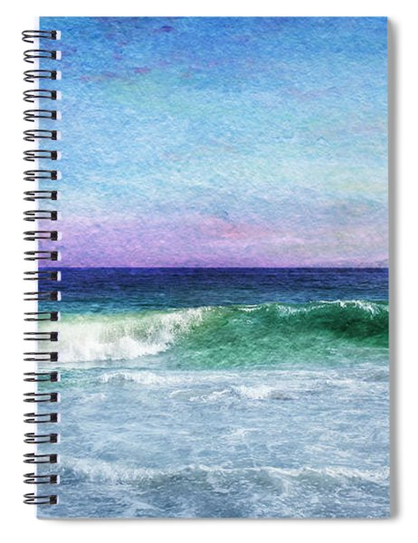 Summer Salt Spiral Notebook