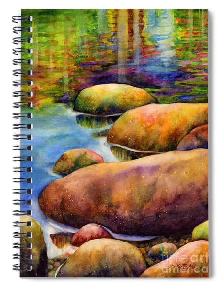 Summer Tranquility Spiral Notebook