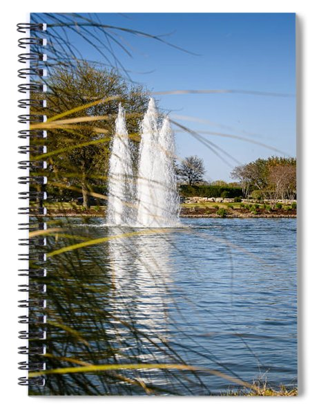 Sun City Entrance Spiral Notebook