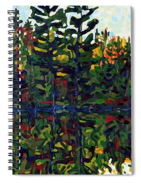 Sun Of Shore Sunrise Spiral Notebook