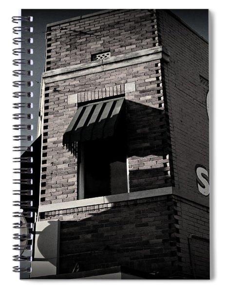 Sun Studio - Memphis Spiral Notebook