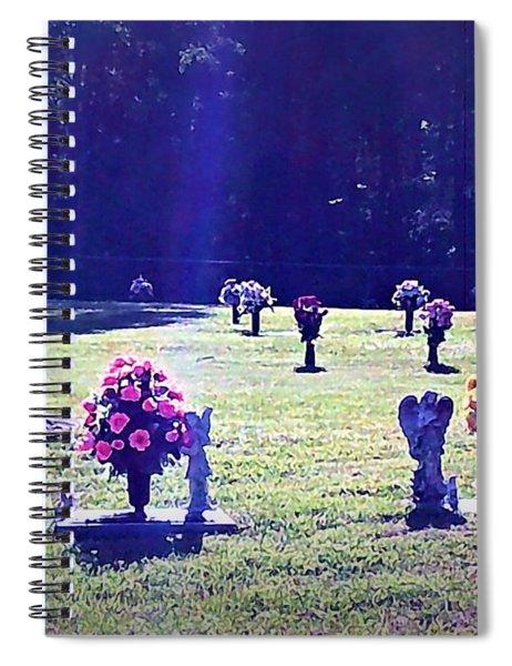 Sunbeams Spiral Notebook