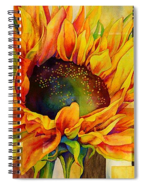 Sunflower Canopy Spiral Notebook