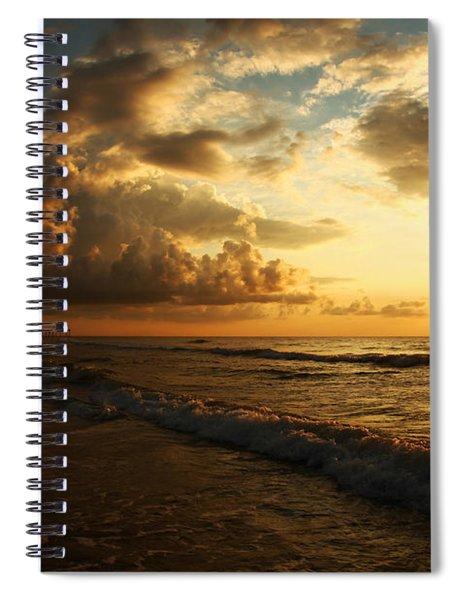 Sunrise - Rich Beauty Spiral Notebook