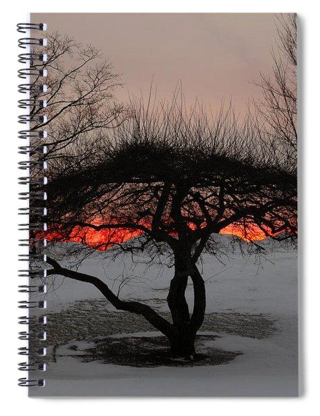 Sunroof Spiral Notebook