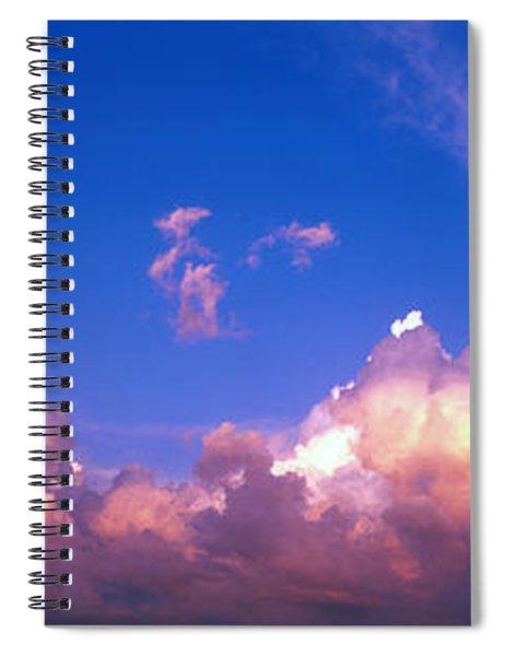 Sunset Phoenix Az Usa Spiral Notebook