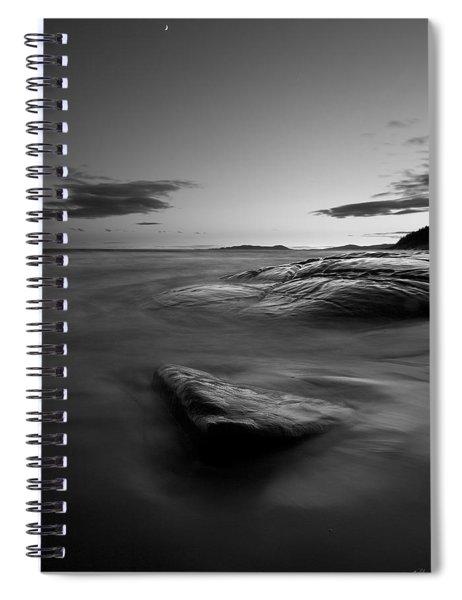 Superior Crescent    Spiral Notebook