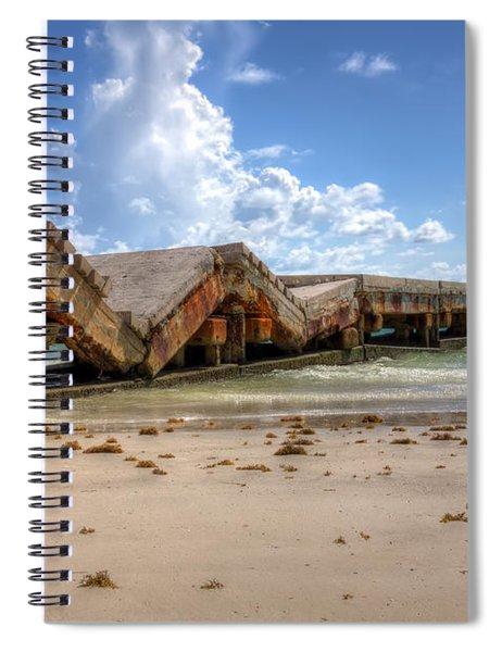 Support Spiral Notebook