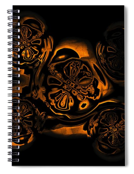 Suranan Artifact Spiral Notebook