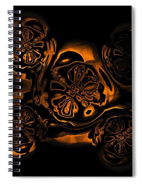 Suranan Artifact Spiral Notebook