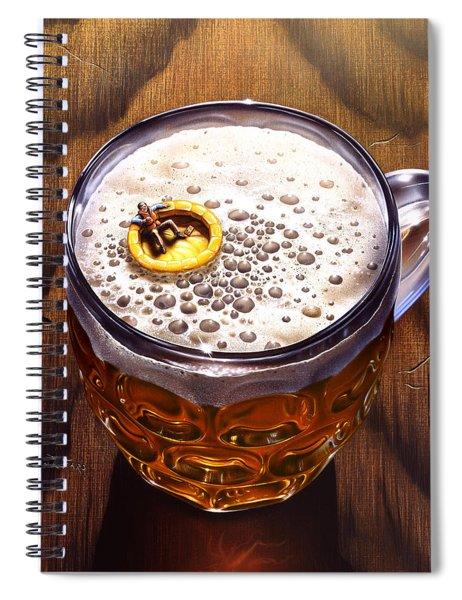 Survivor Spiral Notebook