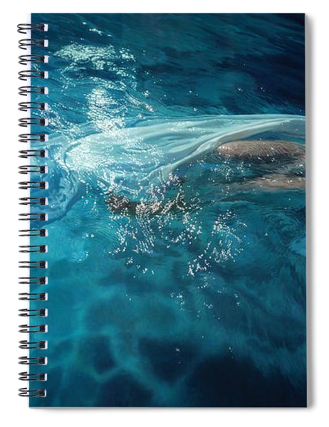Susperia Spiral Notebook