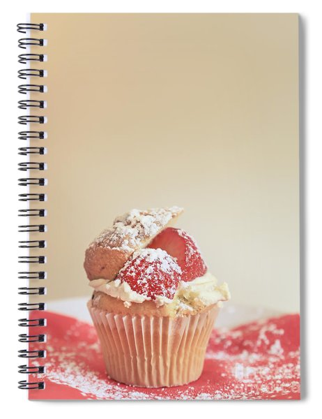 Sweet Inspiration Spiral Notebook