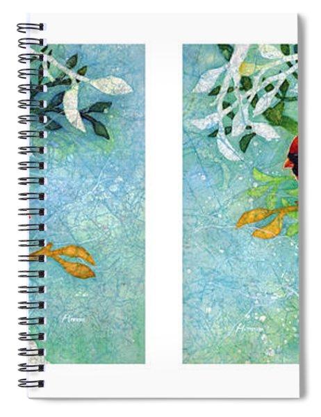 Sweet Memories Diptych Spiral Notebook