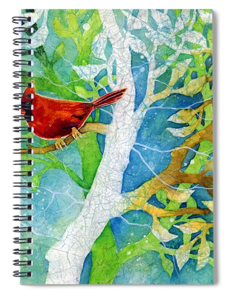 Sweet Memories II Spiral Notebook