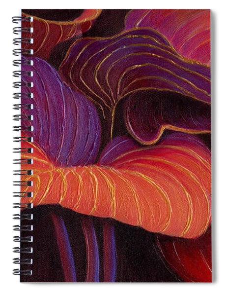 Sweet Tarts Spiral Notebook