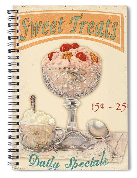 Sweet Treats Spiral Notebook