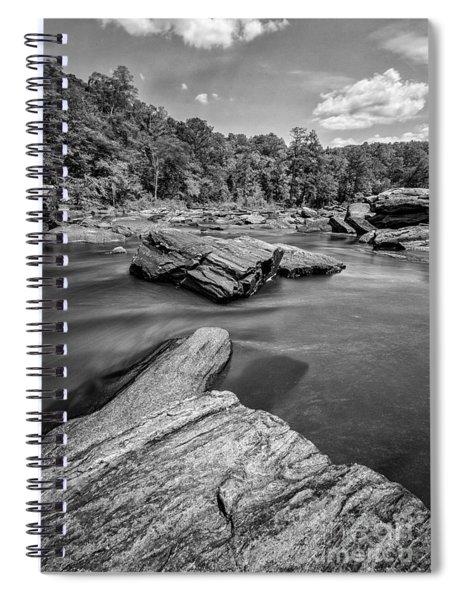 Sweetwater Creek II Spiral Notebook