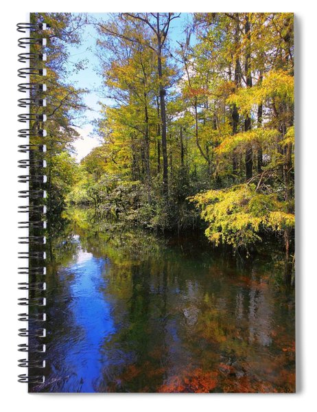 Sweetwater Strand - 3 Spiral Notebook