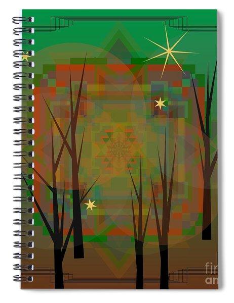 Sylvan 2013 Spiral Notebook
