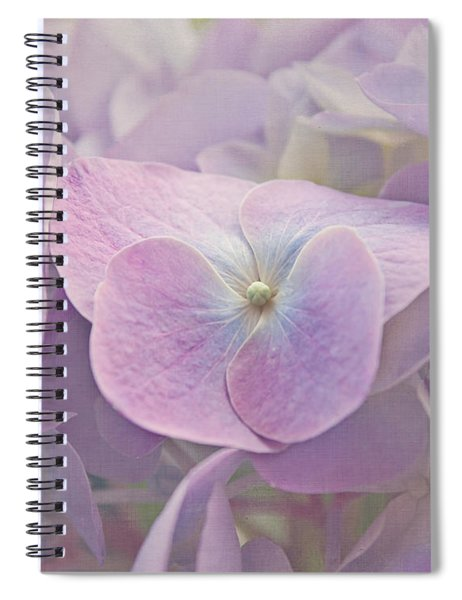 Symphony In Purple Spiral Notebook