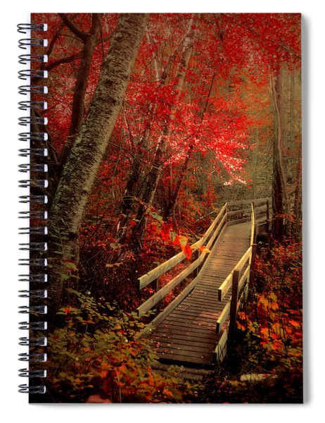 Take Shelter Spiral Notebook
