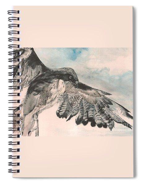 Take Wing Spiral Notebook