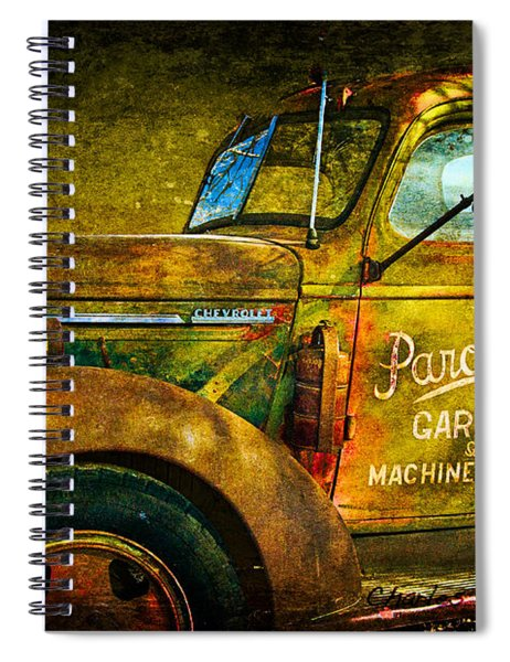 Taos Chevy II Spiral Notebook