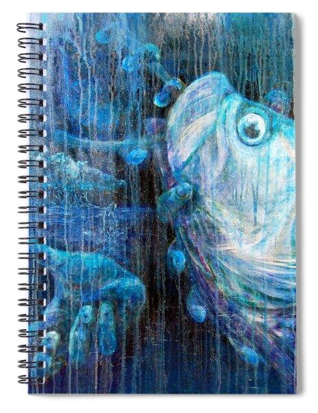 Tarpon Flats Spiral Notebook
