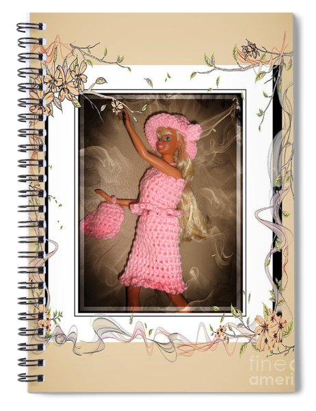 Taxi To The Ritz - Fashion Doll - Girls - Collection Spiral Notebook