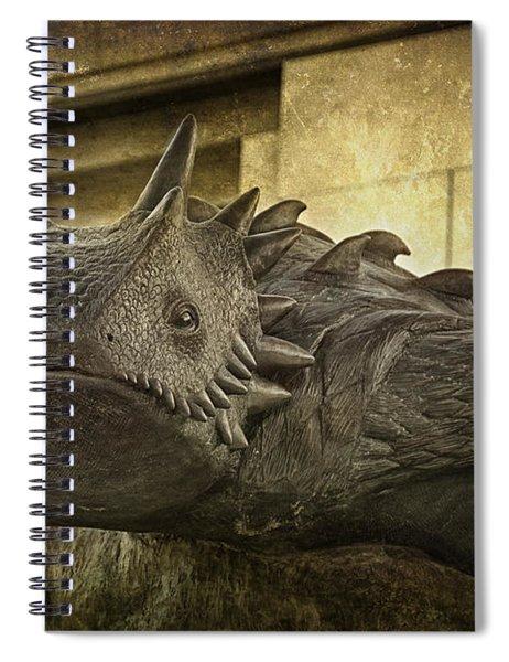 Tcu Horned Frog Spiral Notebook