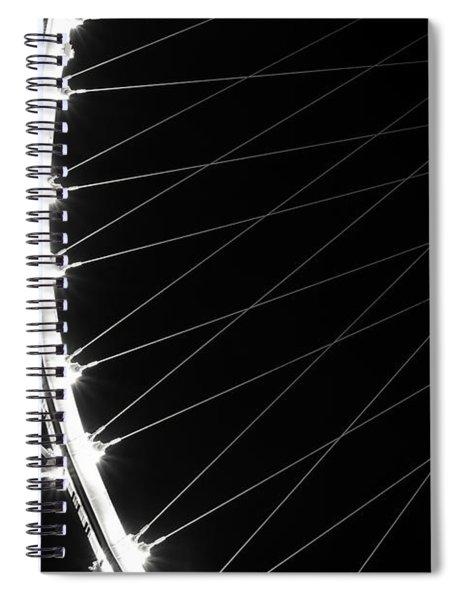 Tears On My Cheek Spiral Notebook