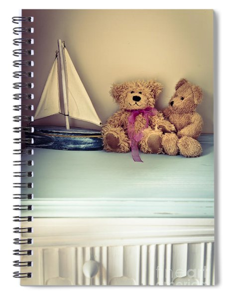 Teddy Bears Spiral Notebook