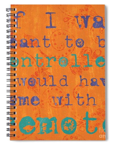 Teen Inspirational 1 Spiral Notebook