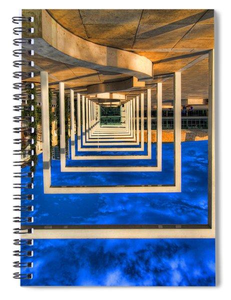 Tel Aviv Jump Spiral Notebook