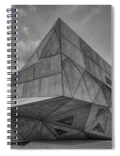 Tel Aviv Museum  Spiral Notebook