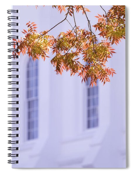 Temple Accent Spiral Notebook